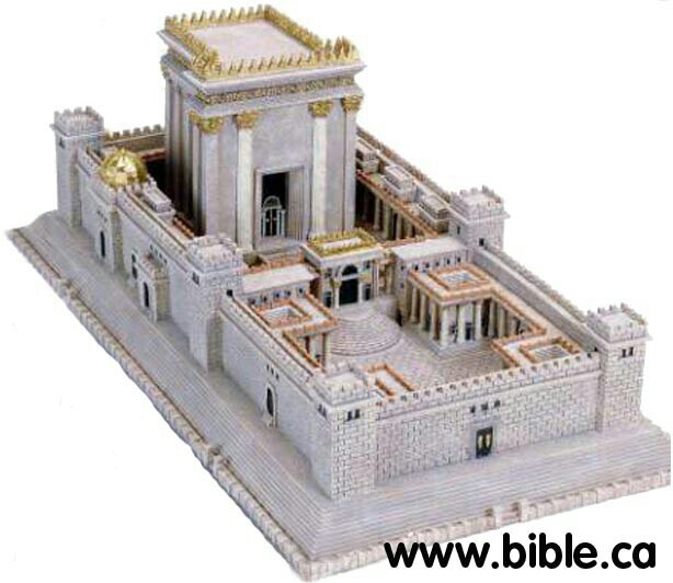 RESTORATION OF THE TEMPLE MOUNT